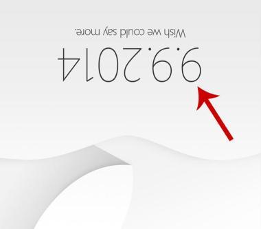 10 ways the Internet overanalyzed Apple's invitation -number1