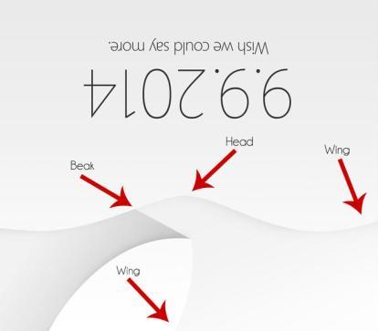 10 ways the Internet overanalyzed Apple's invitation -number3