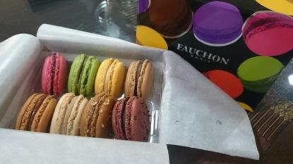 Angel吃過的法國馬卡龍名店Fauchon-2